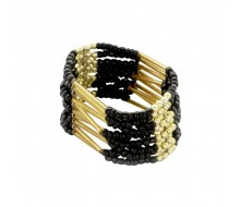 Bracelet INDIANA collection 2015 BLACK