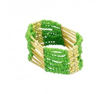 Bracelet INDIANA collection 2015 GREEN